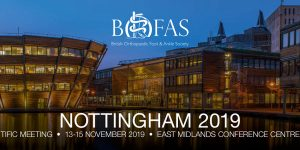 British Orthopaedic Foot and Ankle Society (BOFAS)
